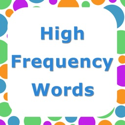 High Frequency Words for Speech Therapy - for speech therapy