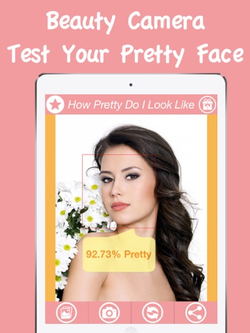 Pretty Camera Plus Free Challenged My Face Look On Selfie Photo