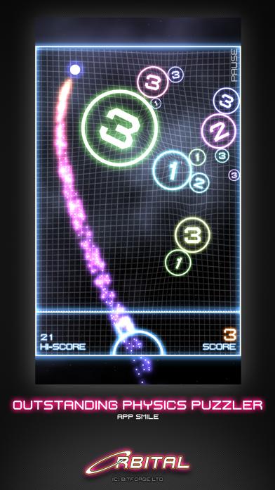 Orbital screenshot one