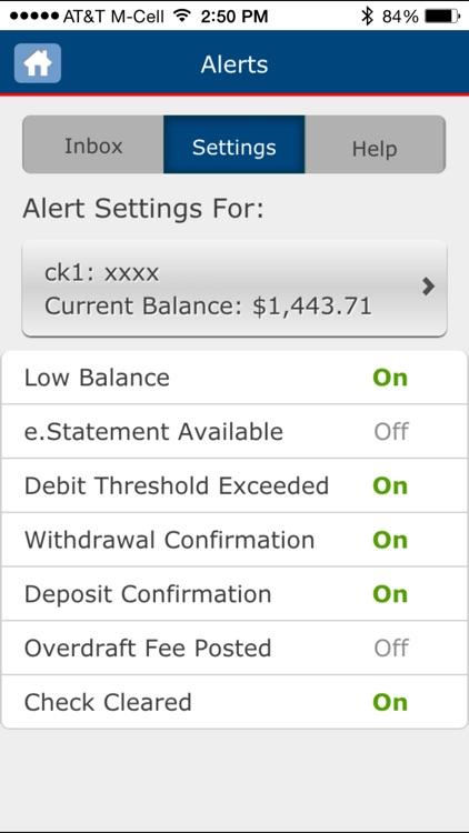Arvest Mobile Banking App screenshot-3