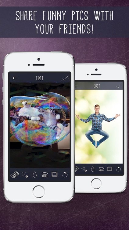 Float - Easier Levitation Illusion Images! DIY Superimpose Floating Tool for Photo.shop screenshot-4