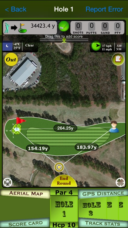 GPS Golf Elite