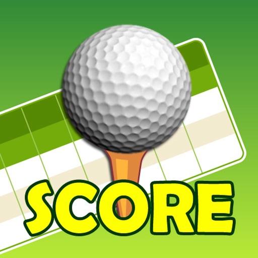 myGolfScore - The Simplest Golf Scorecard