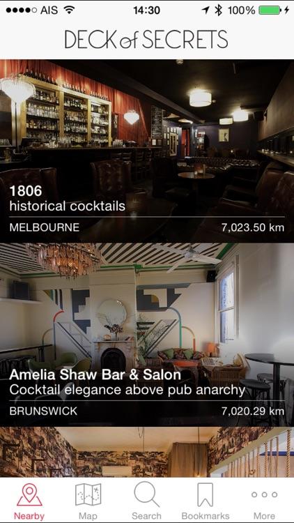 Melbourne Bar Secrets - A Melbourne bar guide