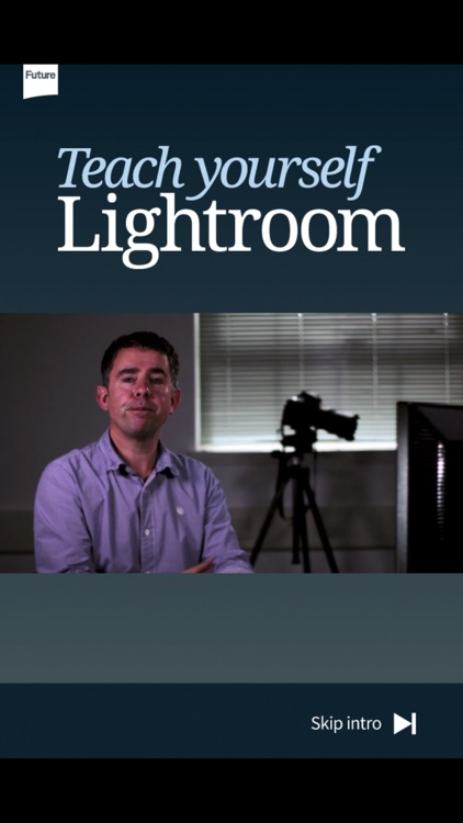 Teach yourself Lightroom
