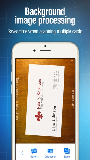 Business card reader pro on the app store colourmoves