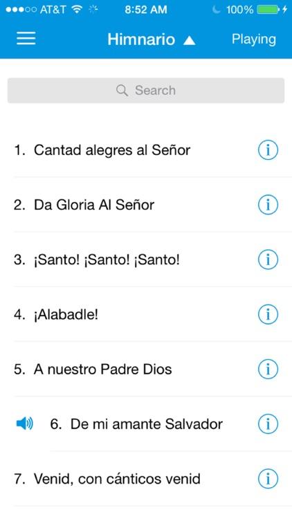 Himnario Adventista para iPhone, iPod, iPad - Himnos Completos para todas sus iDevices