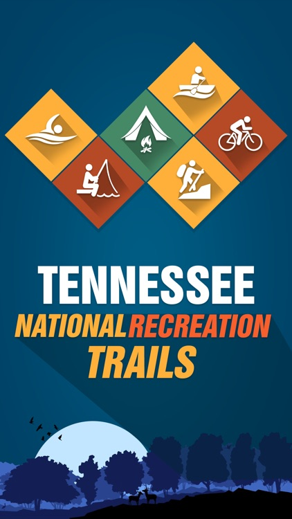 Tennessee National Recreation Trails
