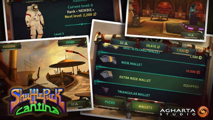 Shufflepuck Cantina screenshot-2