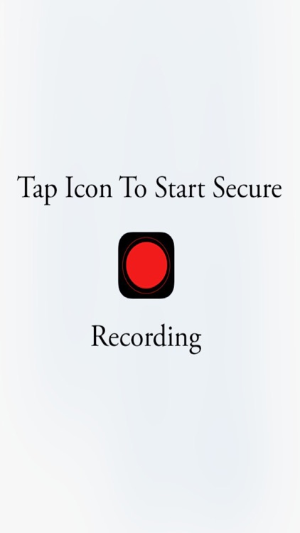 Secure Recorder screenshot-0