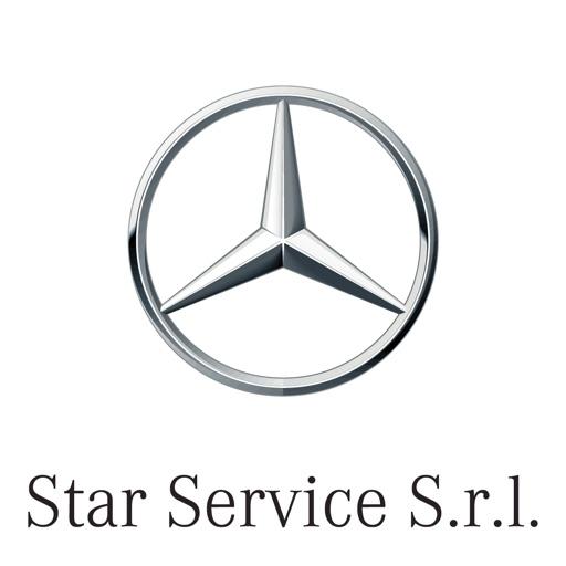 Star Service Mercedes iOS App