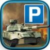 3D RC軍戦車駐車学校やドライバのシミュレータ