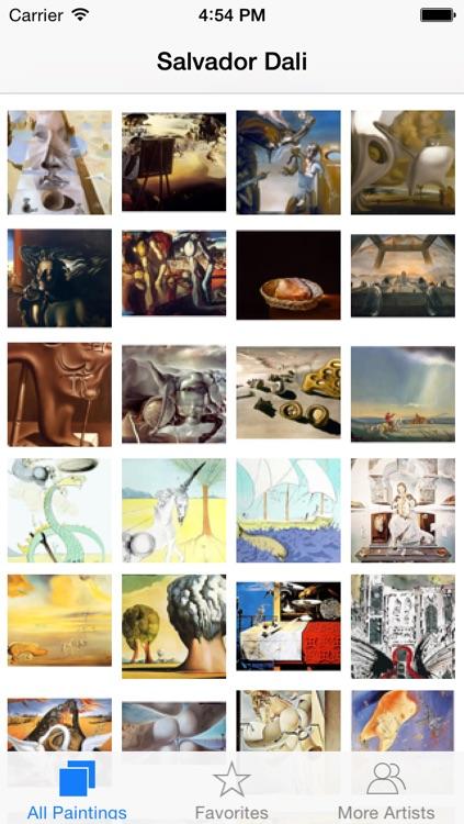 Dali 51 Paintings HD Ad-free
