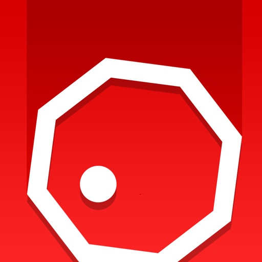 Geometry Ball - Rolling circle sky iOS App