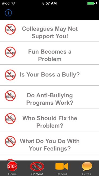 Bullying at Work - Anti-bullying Guide