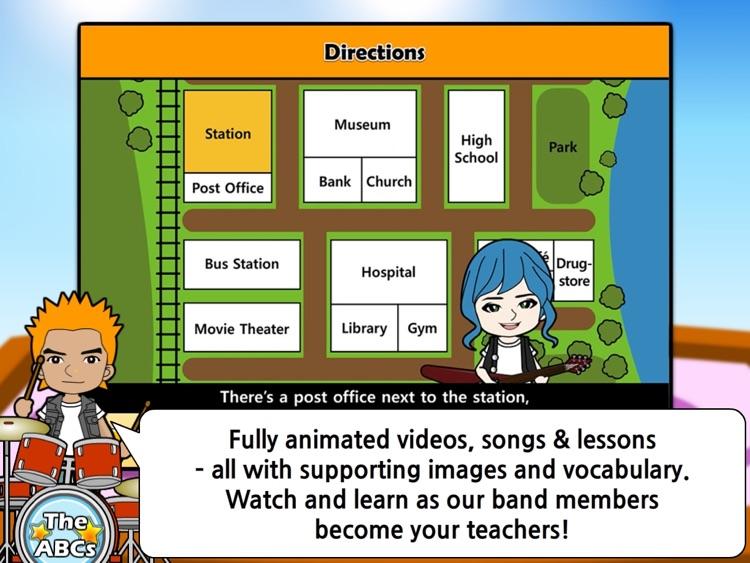 Learn English with Songs HD LIte screenshot-3