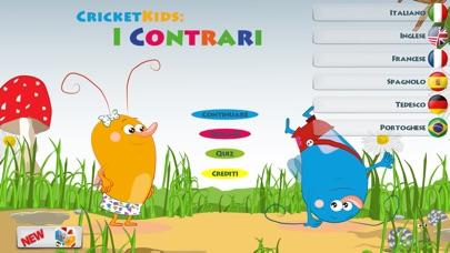 Cricket Kids: I contrari
