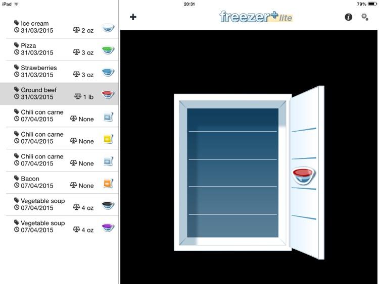 Freezer+ Lite screenshot-3