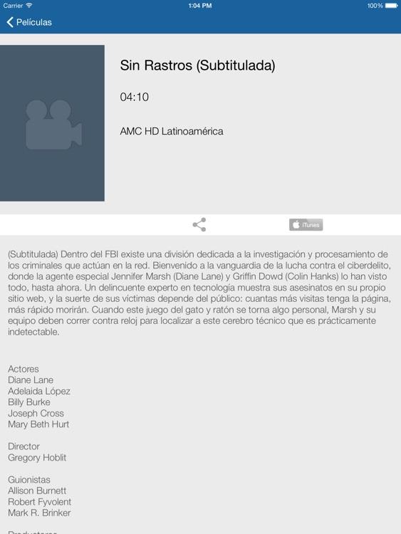 Televisión de Guatemala para iPad