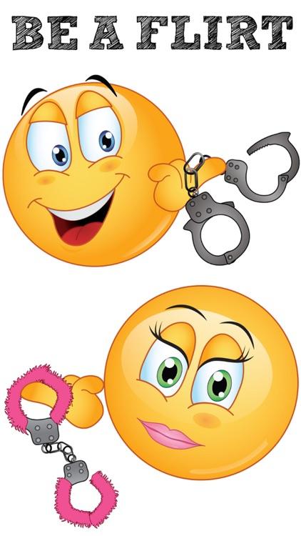 Flirty Emojis Keyboard - Extra Emojis by Emoji World