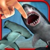 Shark Fingers! 3D Interactive Aquarium FREE