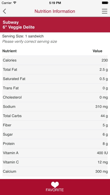 Eat Out Well - Restaurant Nutrition Finder from the American Diabetes Association screenshot-3