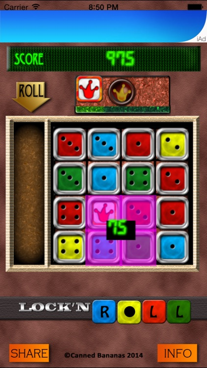 Lock 'n' Roll screenshot-2
