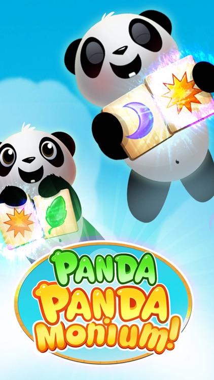 Panda PandaMonium: A Mahjong Puzzle Game screenshot-4