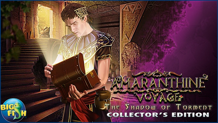 Amaranthine Voyage: The Shadow of Torment - A Magical Hidden Object Adventure screenshot-4