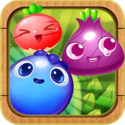 Farm Puzzle Story - Addictive free veggies farm puzzle game