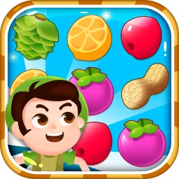 Forest Crush - Free Match 3 Puzzle Game