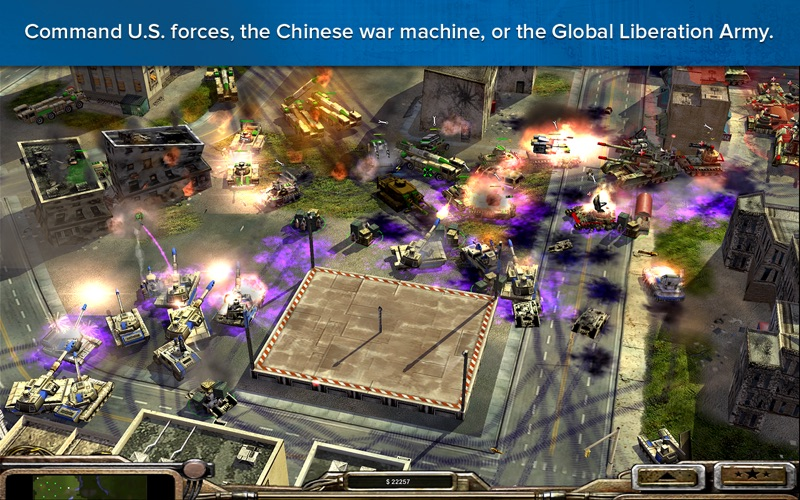 Command & Conquer™: Generals Deluxe Edition Screenshot