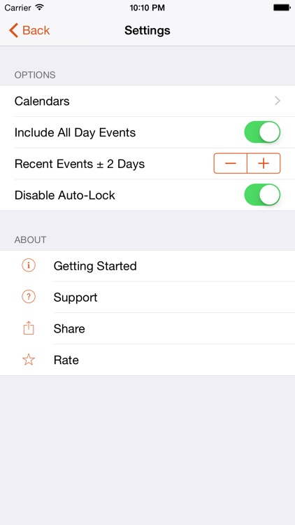 ActionItem | Save Meeting Notes Directly to your Calendar screenshot-3