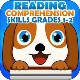 Reading Comprehension Skills - Grades 1st and 2nd With Testing Prep