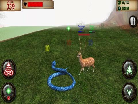 Скачать Snake Simulator: Wild Arena