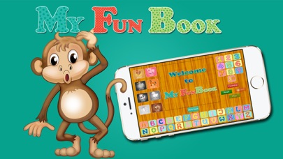 My Fun Book - best fun learning for kids Screenshot