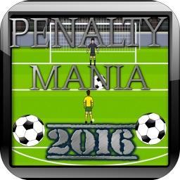 Be World Penalty Mania 2016