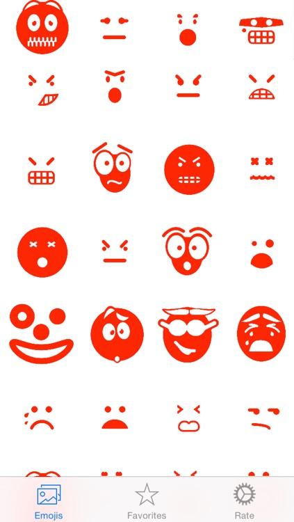 Colorful Emojis screenshot-3