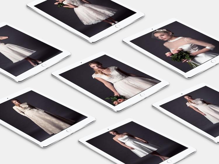 Wedding Dress & Bridal Gown Ideas for iPad