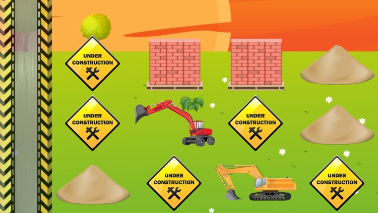 Digger Games for Kids and Toddlers : discover the world of excavators ! screenshot-4