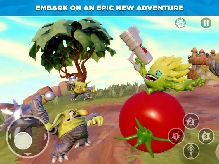 Skylanders Trap Team™ screenshot-1