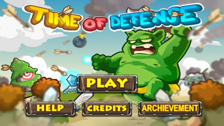 Zeus Tower Defense - Zeus Strategy Game