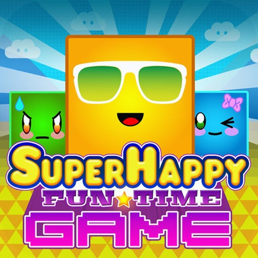 Super Happy Fun Time Game icon