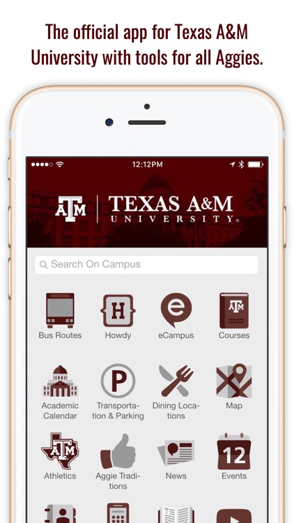 Texas A&M University screenshot-0