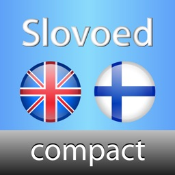 Finnish <-> English Slovoed Compact talking dictionary