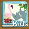 Animals Picture Book: Kids first words and Games For Kids