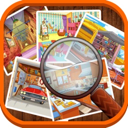 Finding EveryWhere Hidden Object