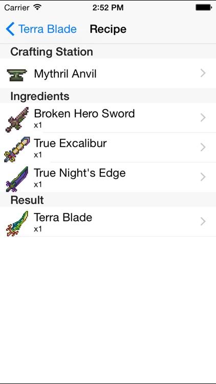 Helper for Terraria