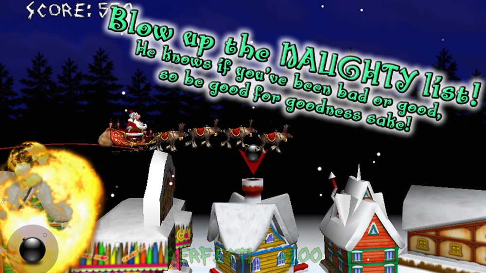 Christmas Run! Angry Santa's Revenge! FREE Cheat Codes