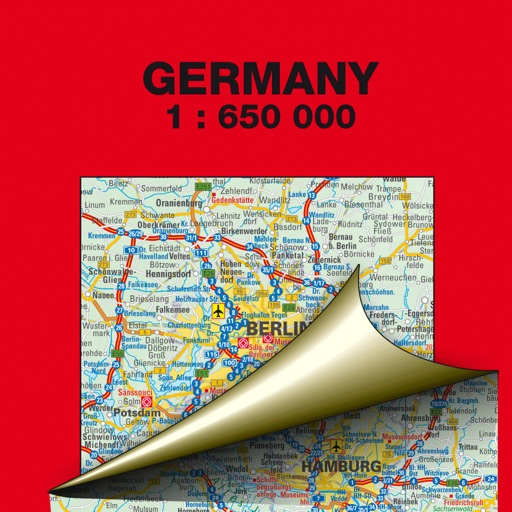 Germany. Road map